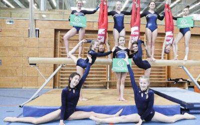 Jugend trainiert für Olympia – Gerätturnen