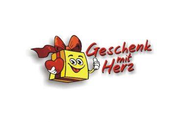 """Hilfsaktion """"Geschenk mit Herz"""""""