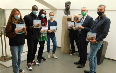 Büchergeschenk für CPG und Wettbewerb