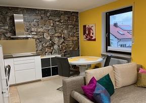 Möblierte 2-Zimmerwohnung mit Wohnküche im 1. OG in Gilching